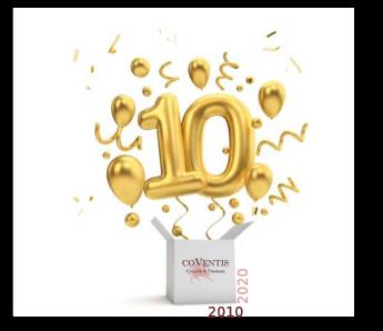 Coventis Conseils fête ses 10 ans